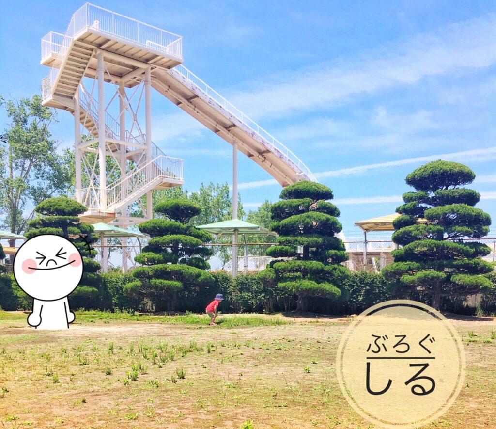 伊予三島運動公園のプール