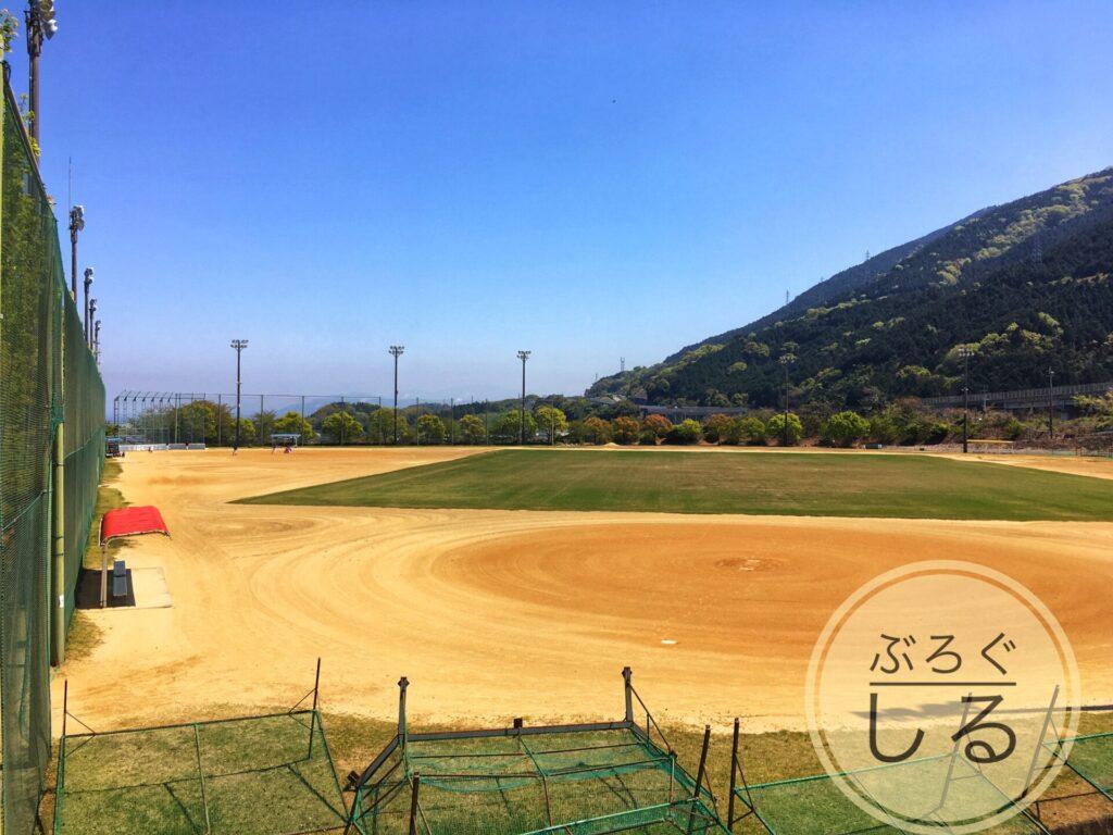 やまじ風公園野球場