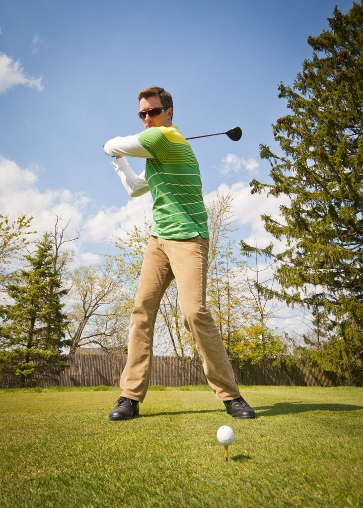 Game Golf Golf Ball Golf Club  - Pexels / Pixabay