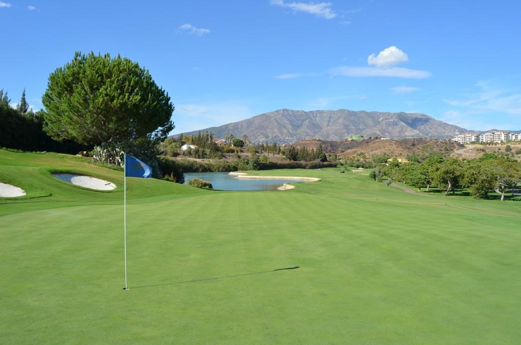 Golf Spain Santana Golf Golf Golf  - ChristerM / Pixabay